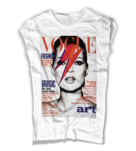 T-shirt Donna Kate Moss
