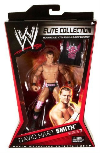 WWE Collector Elite DH Smith Figure Series #7 by Mattel