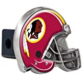 Great American Products NFL Washington Redskins Metal Helmet Trailer Hitch Cover