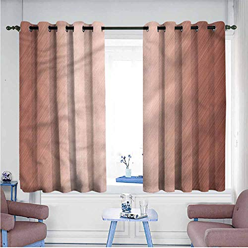Zzmdear Printed Insulation Curtain Abstract Ombre Surface Image Decor Curtains by W63 xL72 Suitable for Bedroom,Living,Room,Study, - Ombre Satin Yarn Sport