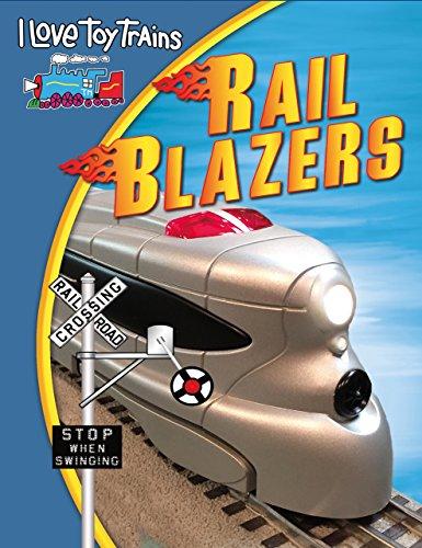 I Love Toy Trains Rail Blazers