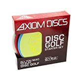 Axiom Disc Golf 3-Disc Premium Box Set