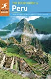 Front cover for the book The Rough Guide to Peru by Dilwyn Jenkins