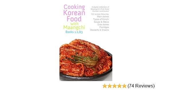 cooking korean food with maangchi book 1 2 3