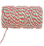 30M Multicolour Twine - Elves Behaving Badly - Gift Wrapping - Naughty Elf Accessories - Christmas Decoration