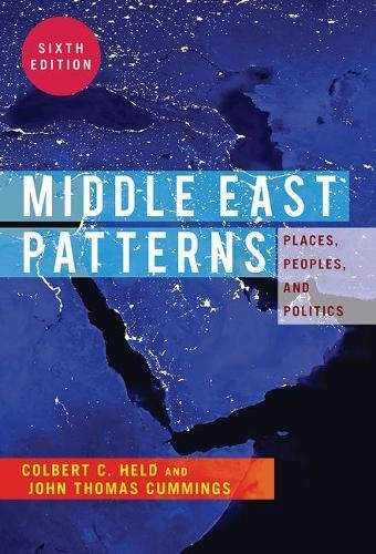 - Middle East Patterns: Places, People, and Politics