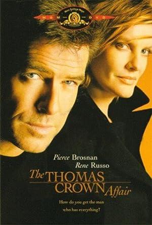 amazon co jp the thomas crown affair dvd