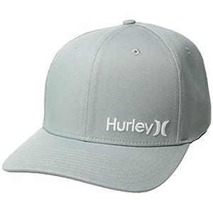 Hurley Mens Olive Corp Cap