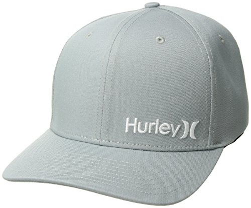 Hurley Corp Hat - Light Pumice/White - S/M ()