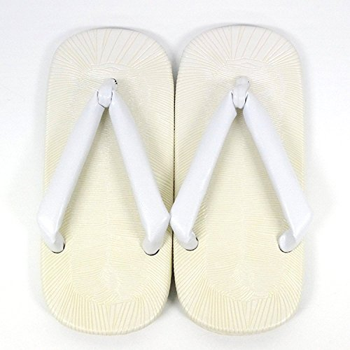 Pictures of KYOETSU Boy's Japanese Setta Sandals White ( 2010203 4