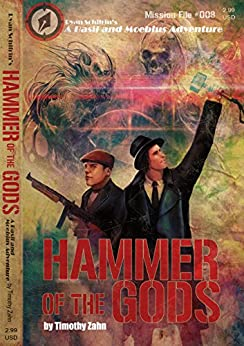 HAMMER OF THE GODS (A Basil and Moebius Adventure Book 8) by [Zahn, Timothy, Schifrin, Ryan]