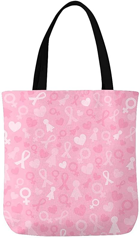 Breast Cancer Awareness Eco Tote Bag