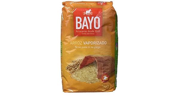 Bayo Arroz Vaporizado - Paquete de 12 x 1000 gr - Total ...