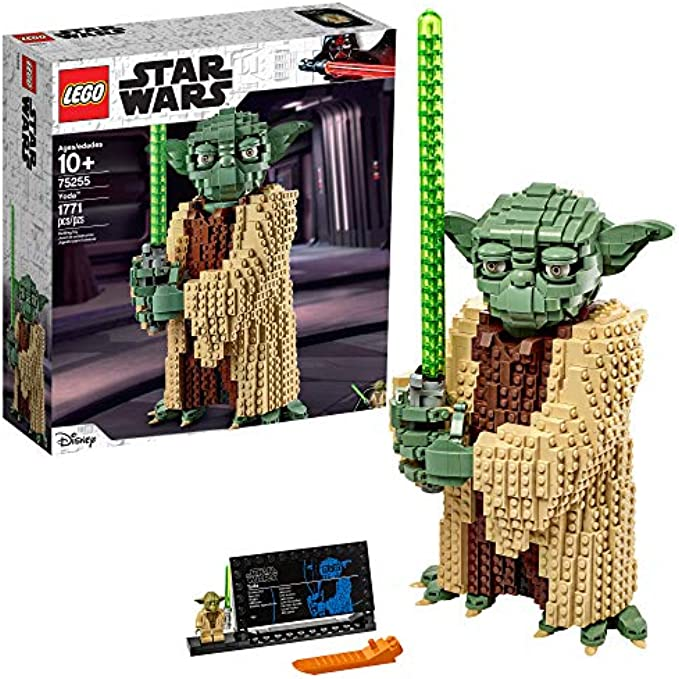 LEGO Star Wars: Attack of The Clones Yoda 75255