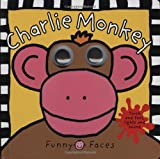 Funny Faces Charlie Monkey, Roger Priddy, 0312498926
