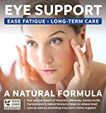 Eye Vitamins with Lutein (Non-GMO) Vision Support