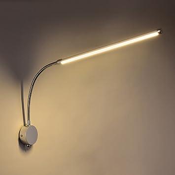 wandlampen Wandlampe Leselampe Led Wandleuchte Schlafzimmer ...