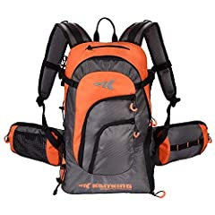 Designed for the angler on the go, KastKing's Day Tripper backpack fishing tackle bag is designed to efficiently manage tackle so you can stay mobile. This backpack offers plenty of storage for fishing gear and tackle so you are always prepar...