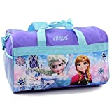 "Personalized Licensed Kids Travel Duffel Bag - 18"" (Frozen)"