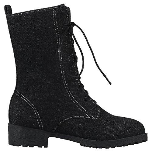 AIYOUMEI Black Women's AIYOUMEI Women's Boots Women's AIYOUMEI Boots Cowboy Black Cowboy qTqHOaA