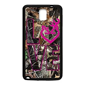 taoyix diy Browning LOVE Phone Case for Samsung Galaxy Note3 Case