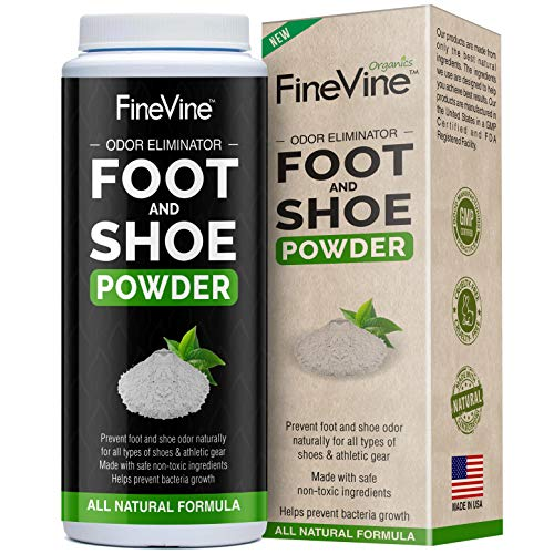 Foot Shoe Powder Deodorizer Eliminator product image