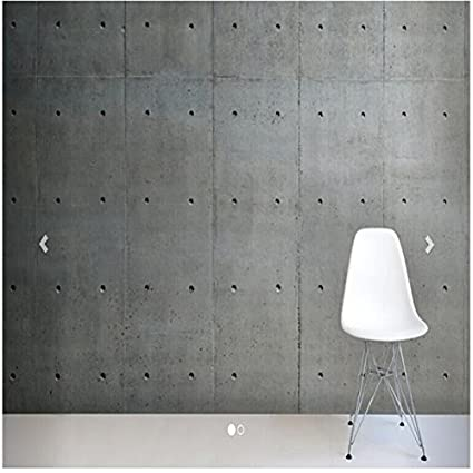 Sproud Custom 3D Wallpapers Living Room Porous Concrete Cement Wall Texture Lime Waterproof Mural Wallpaper Home