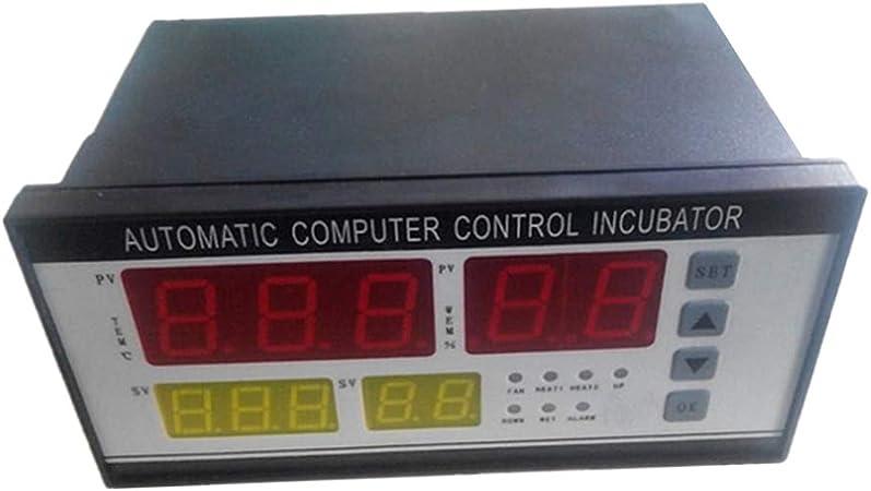 FLAMEER Termostato de Incubadora de Huevos XM-18 Automático Ventilador Complimentos Duradero: Amazon.es: Hogar