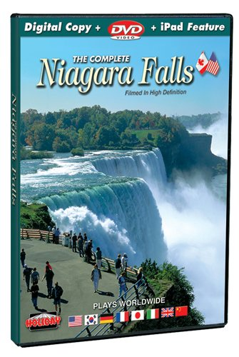 The Complete Niagara Falls (Cave Of The Winds Niagara Falls New York)