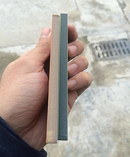 Aibote G10 Glass Fiber Knife Handle Material Slabs Knives Custom DIY Tool for Knife Making Blanks Blades by Aibote (Image #6)