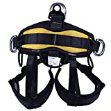 Good Strong Safety Belt Bust Belt Harness Climbing Outdoor Rappelling Equipment