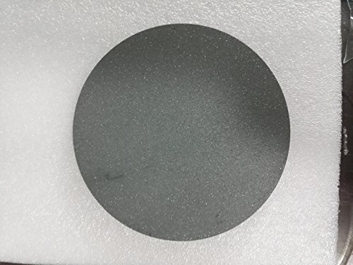 Professional manufacturer 99.9% 99.99% SiC/silicon carbide sputtering target D50.8 X 3mm by Changsha Xinkang Advanced Materials Co.,Ltd