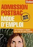 Image de Admissions post Bac mode d'emploi