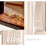 LXDDP-Riscaldatore-per-Camino-Elettrico-Mantello-Decorativo-Intagliato-per-armadietto-Stufa-elettrica-Stufa-a-Legna-elettrica-Portatile-Effetto-Luce