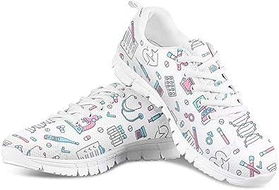 POLERO - Zapatillas de deporte para hombre y mujer, transpirables ...