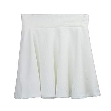 FELZ Falda Mujer Corta Falda Mujer Talla Grande Pantalones Cortos ...