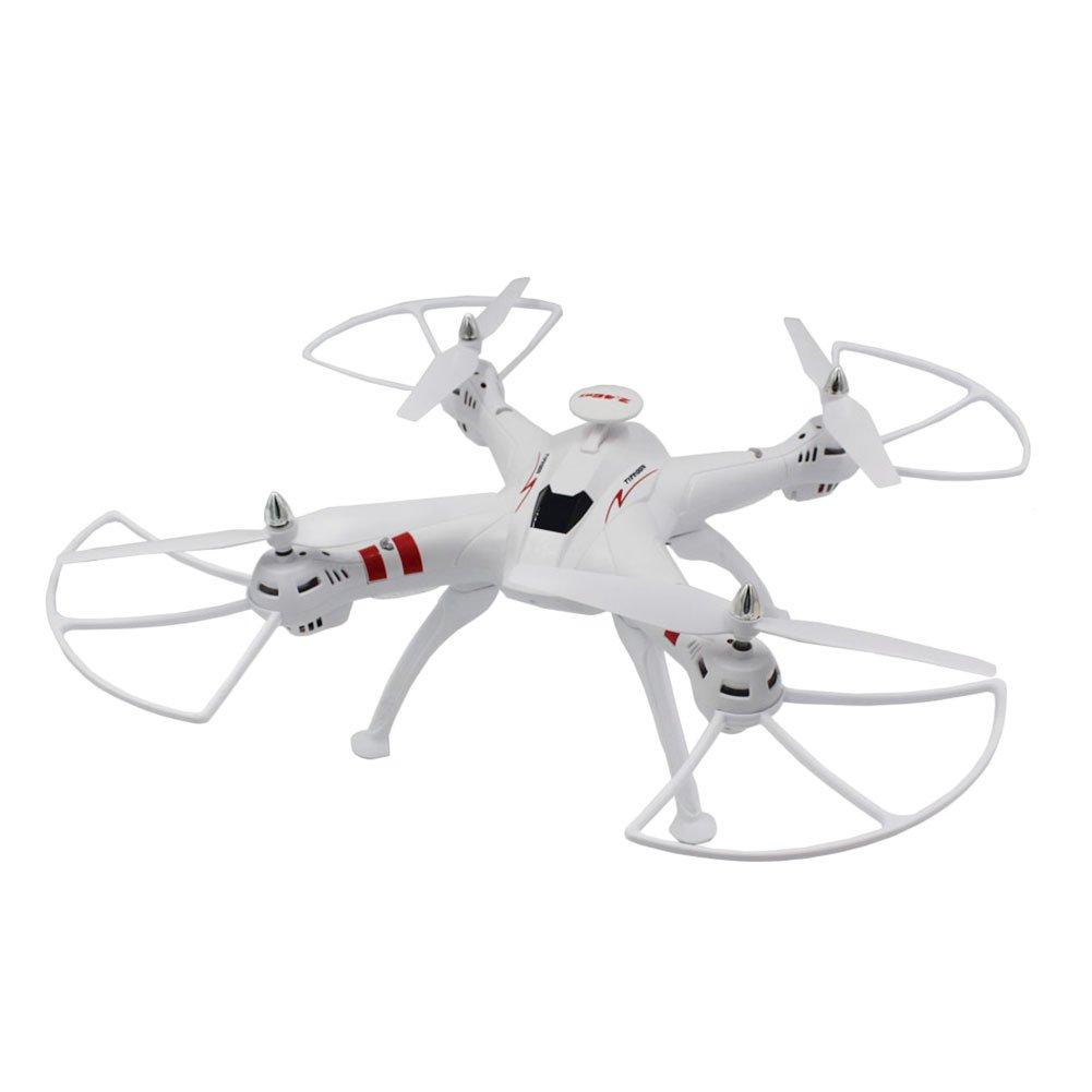Cewaal Drone sin cámara con largo tiempo de vuelo, distancia remota de 500 metros, aguante de altitud Quadcopter para entrenamiento de drones
