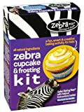 Zebra Mix Zebra Cupcake & Frosting Kit, 19.71-Ounce Boxes (Pack of 6)