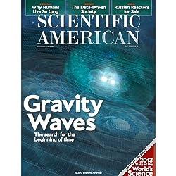 Scientific American, October 2013