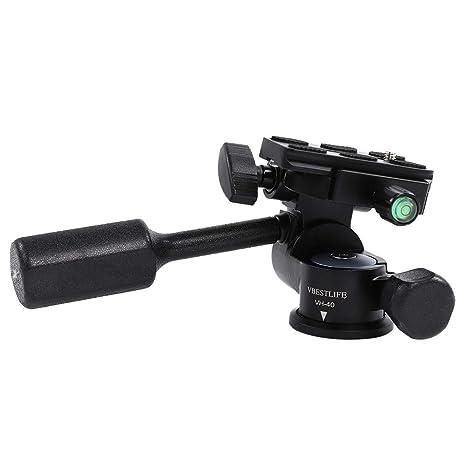 Vbestlife - Trípode para cámara réflex Digital (Tornillo Universal ...