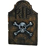 Skull & Crossbones Tombstone