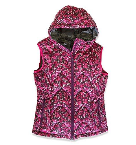 Outdoor Research Women's Aria Print Vest, Sangria, M