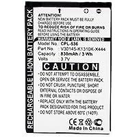 1 X Siemens GIGASET SL78H Cordless Phone Battery 3.7 Volt, Li-Ion 830mAh - Replacement For SIEMENS GIGASET SL78H, SL780, SL785, SL788