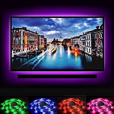 IREGRO Tiras LED Iluminación 2M 60LED para 40