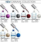 Nobility LeChat Perfect Match DUAL SET UV/LED Gel Polish & Nail Lacquer ''Carnaval Collection'' 6 Pack - Christmas 2012 New Collection by LeChat