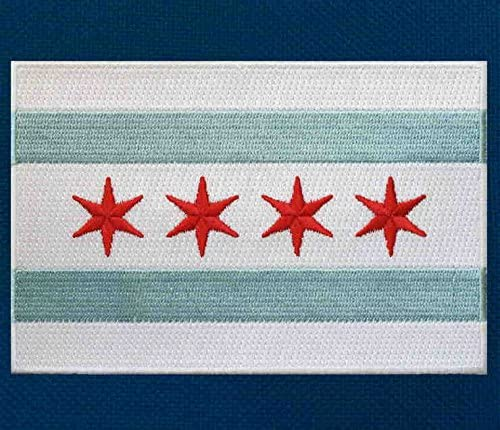 Chicago Flagサッカーバックパックまたはシカゴバレーボールボールバックパック