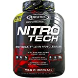 Muscletech Nitrotech Performance Series Chocolate, 4 Pounds ( Multi-Pack)