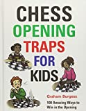 Best Chess Book For Kids - Chess Opening Traps for Kids Review