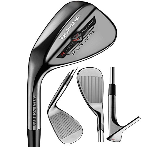 TaylorMade TP EF Wedge, Left Hand, Steel, 35.25-Inch, 54.11-Degree by TaylorMade