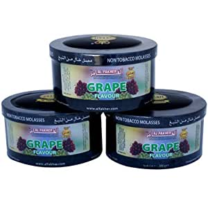 Amazon.com: Al Fakher 3 x 200g GRAPE Flavored Package Herbal Shisha Non tobacco Molasses: Home & Kitchen300 x 300 jpeg 11kB